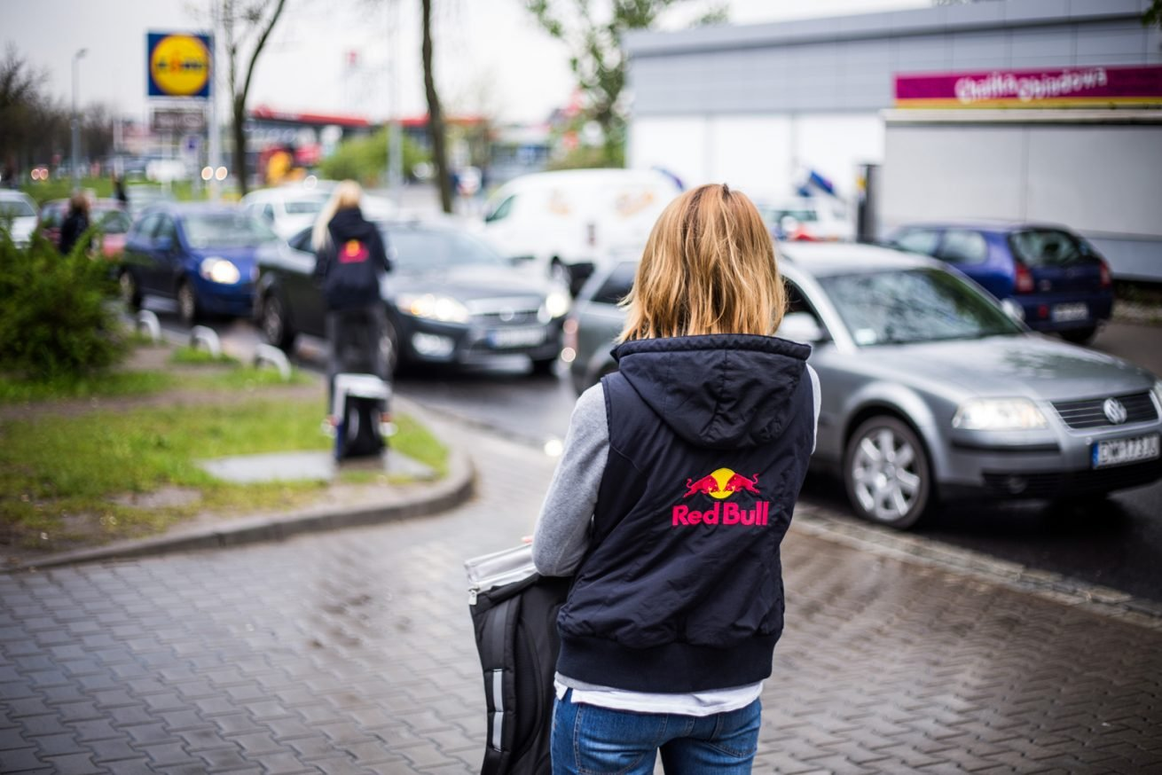 Photoshoot for RedBull Polska