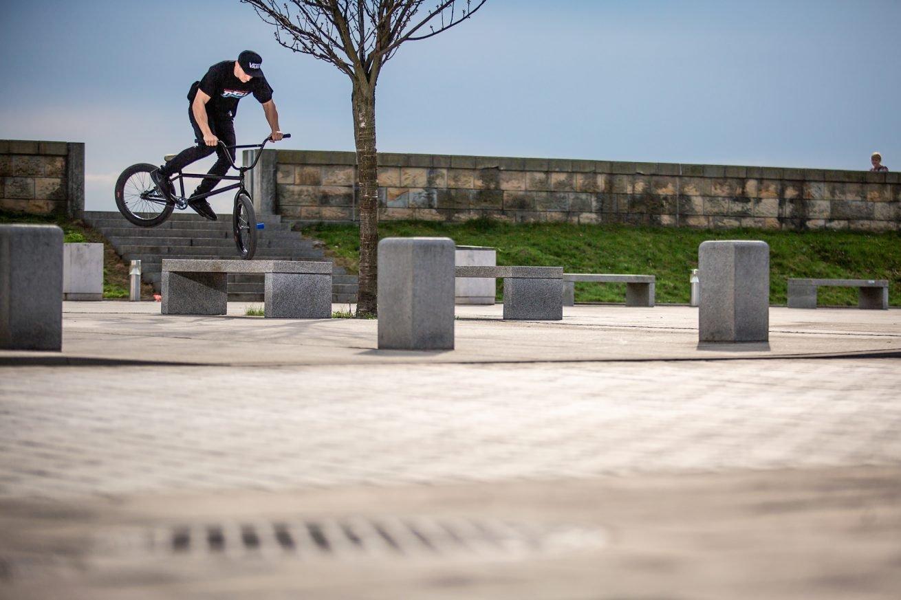 Rider : Maciej Tomaszek